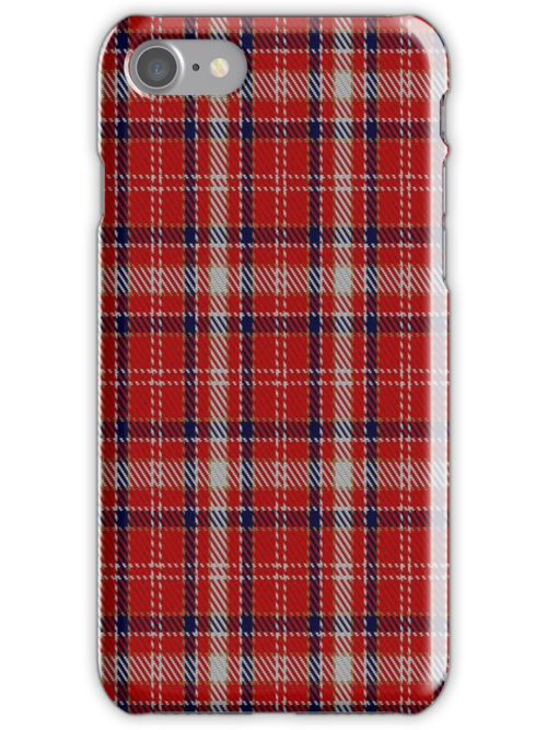 02219 Red Silca, (Unidentified #41) Tartan  by Detnecs2013