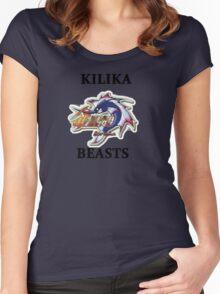 Blitzball - Kilika Beasts Women's Fitted Scoop T-Shirt