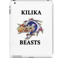 Blitzball - Kilika Beasts iPad Case/Skin