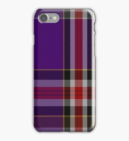 02217 Attic Mystery, (Unidentified #39) Tartan  iPhone Case/Skin