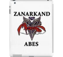 BlitzBall - Zanarkand Abes iPad Case/Skin