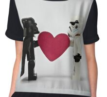 Lego LOVE Chiffon Top