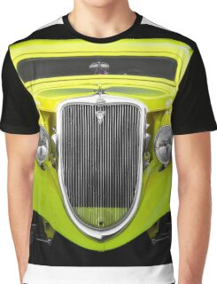 1934 Ford 'Chopped Top' Coupe II Graphic T-Shirt