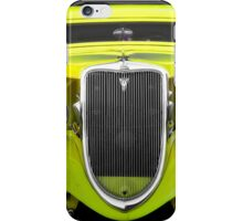 1934 Ford 'Chopped Top' Coupe II iPhone Case/Skin