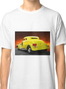 1934 Ford 'Chopped Top' Coupe 3Q Rear Classic T-Shirt
