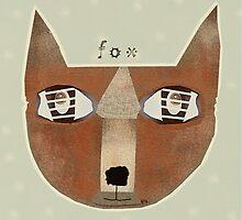 foxy  by bri-b