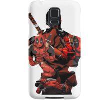 Deadpool Mash-up Samsung Galaxy Case/Skin