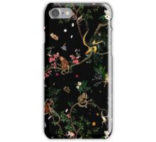 Monkey World iPhone Case/Skin