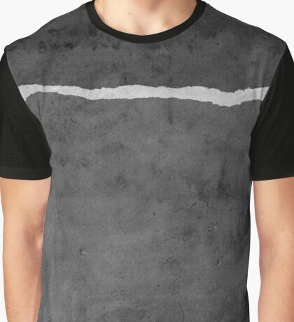 Dirty ripped paper Graphic T-Shirt
