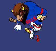 Buffalo Bills - Vintage Running Buffalo Football Player Unisex T-Shirt