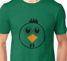 chicken with Yellow nose Cartoon animation Unisex T-Shirt