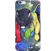 Voltron Universe Lion iPhone Case/Skin