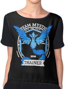 Team Mystic Trainer Chiffon Top