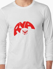 Team Valor RVA - Pokeball Version Long Sleeve T-Shirt