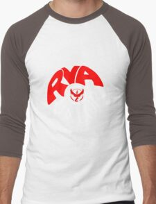 Team Valor RVA - Pokeball Version Men's Baseball ¾ T-Shirt