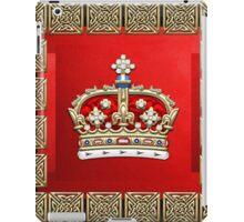 Crown of Scotland  iPad Case/Skin