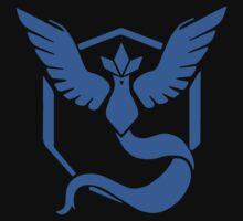 Team Mystic (Blue) One Piece - Long Sleeve