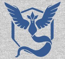 Team Mystic (Blue) Baby Tee