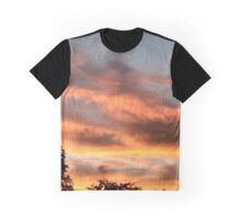 Big Kent Sky of fire Graphic T-Shirt
