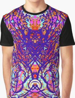 Owl Dance Graphic T-Shirt