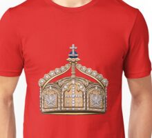 State Crown of the German Empire  Unisex T-Shirt