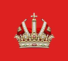 Holy Roman Empire Imperial Crown  Unisex T-Shirt