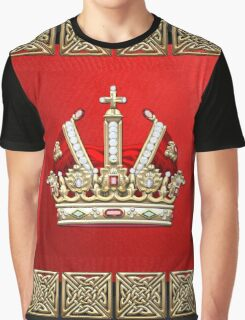 Holy Roman Empire Imperial Crown  Graphic T-Shirt