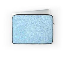 Blue Spots Laptop Sleeve