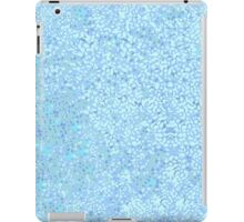 Blue Spots iPad Case/Skin
