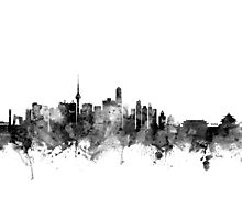 Beijing China Skyline Photographic Print