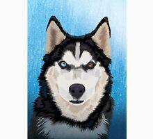 Husky portrait 2 Unisex T-Shirt