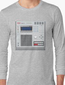 AKAI MPC 3000 Long Sleeve T-Shirt