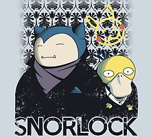 Snorlock by KindaCreative