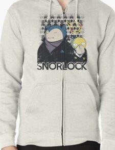 Snorlock Zipped Hoodie