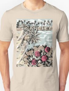 Healing flower of Rugmini 2 Unisex T-Shirt
