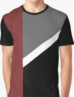 Modern Stylish Abstract Lines Graphic T-Shirt