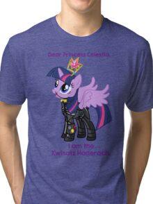Twilight of Dune Tri-blend T-Shirt