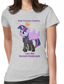 Twilight of Dune Womens Fitted T-Shirt