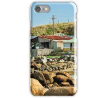 Cosy Nook, aka Mullet Cove, Invercargill iPhone Case/Skin