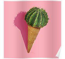 Caramba Cacti Poster