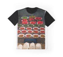 Chillies Brunei night market Graphic T-Shirt