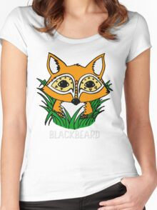 Baby Fox Women's Fitted Scoop T-Shirt