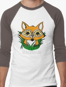 Baby Fox Men's Baseball ¾ T-Shirt