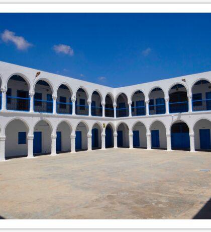 Djerba Jewish Synagogue pilgrimage Sticker