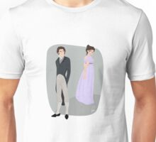 Pride and prejudice | Elizabeth Bennet & Mr Darcy Unisex T-Shirt