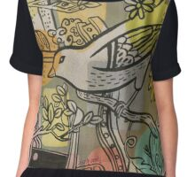Urban Renewal Chiffon Top