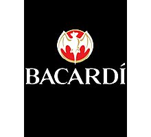 Bacardi Beer Photographic Print