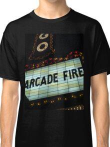 Arcade Fire Theater Classic T-Shirt