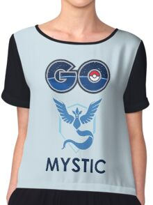 Pokemon Go - Go Mystic! Chiffon Top