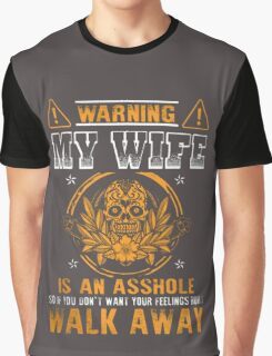 MY WIFE Graphic T-Shirt
